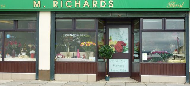M Richards Florist