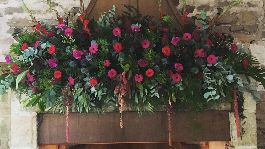 Flower Cabin