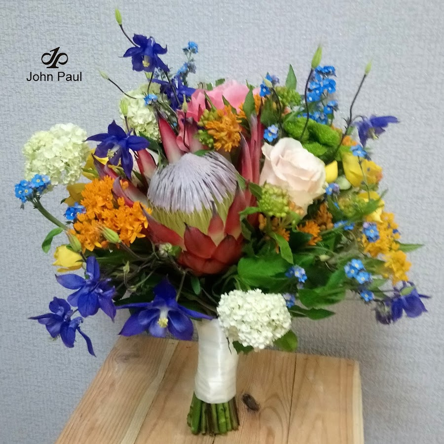 John Paul Florist and Flower School