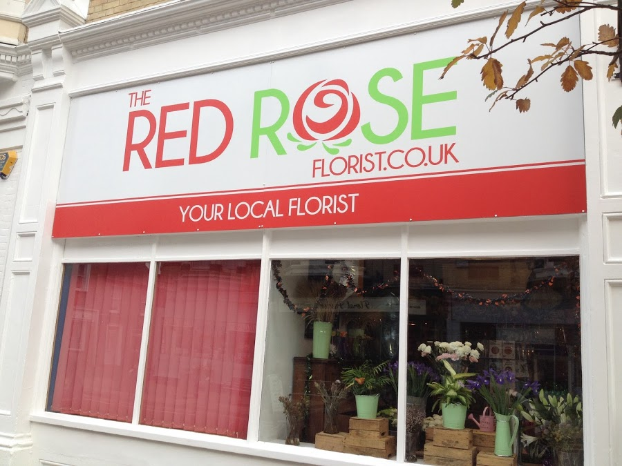 The Red Rose Florist