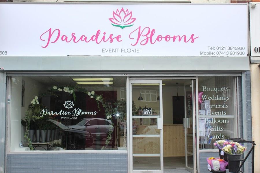 Paradise Blooms