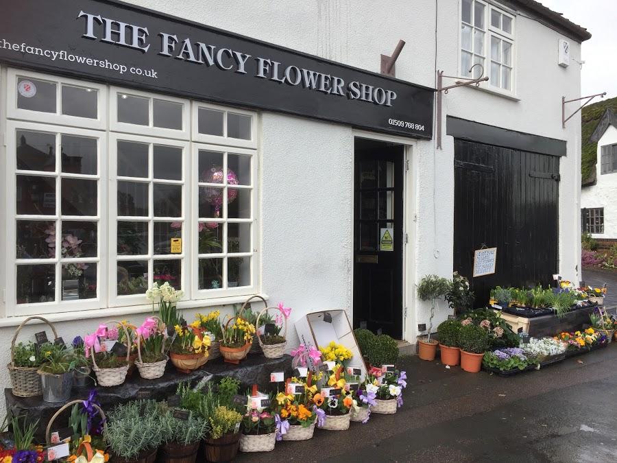 The Fancy Flower Shop