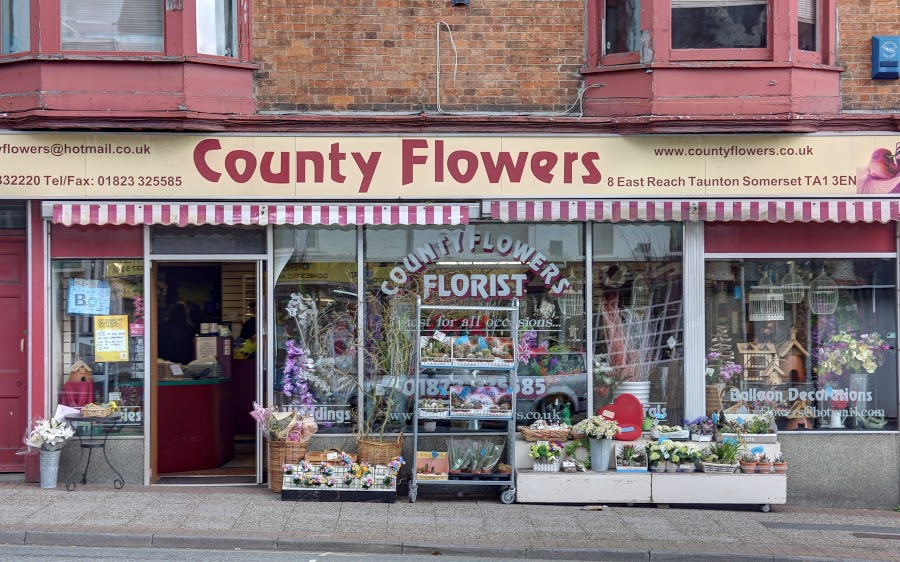 County Flowers