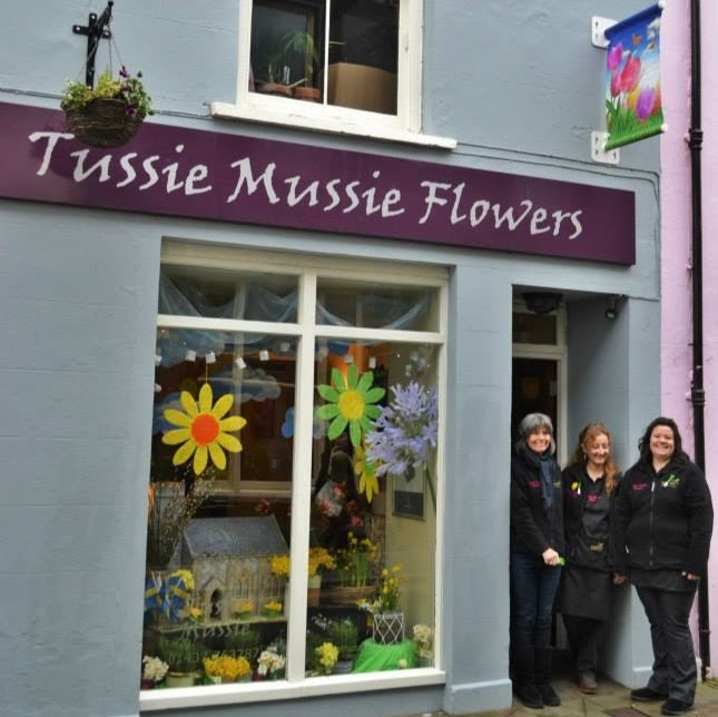 Tussie Mussie Flower Shop