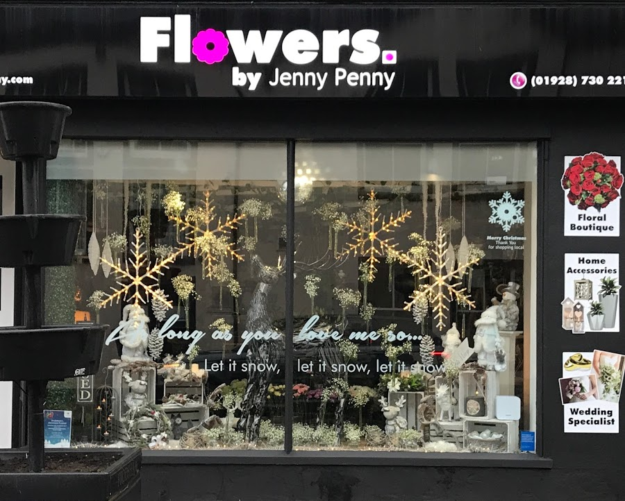 Flowers by Jenny Penny