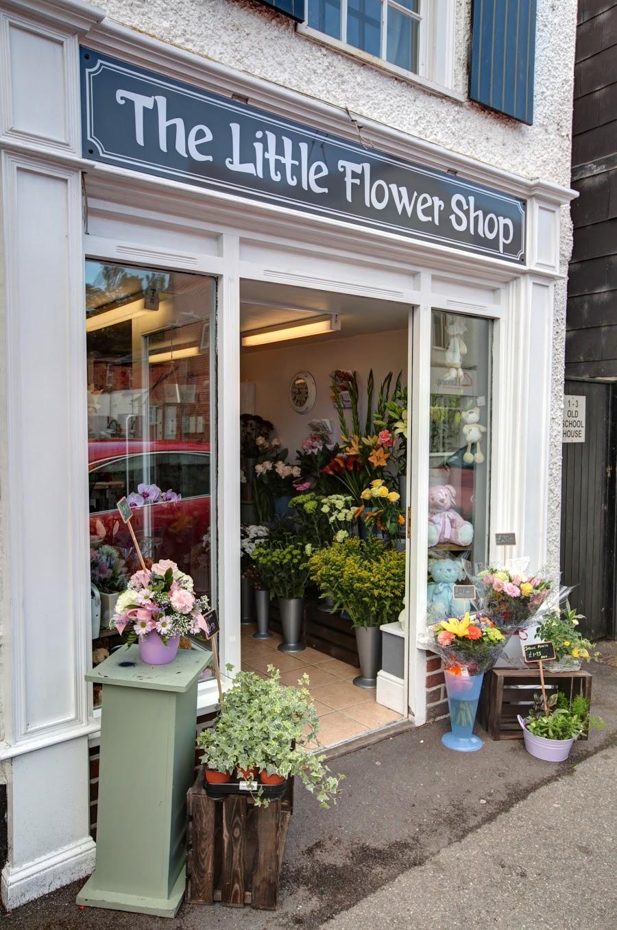The Little Flower Shop (Amesbury)