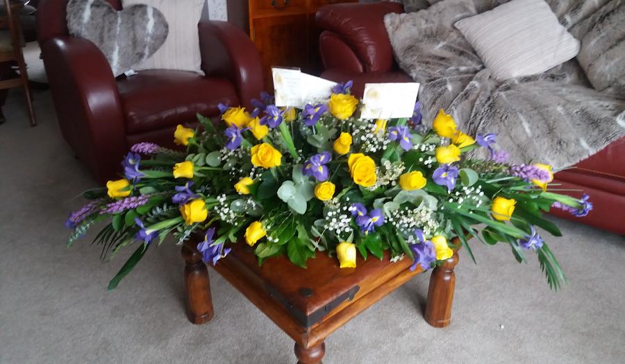 Greenhouse Flowers (Blackpool)
