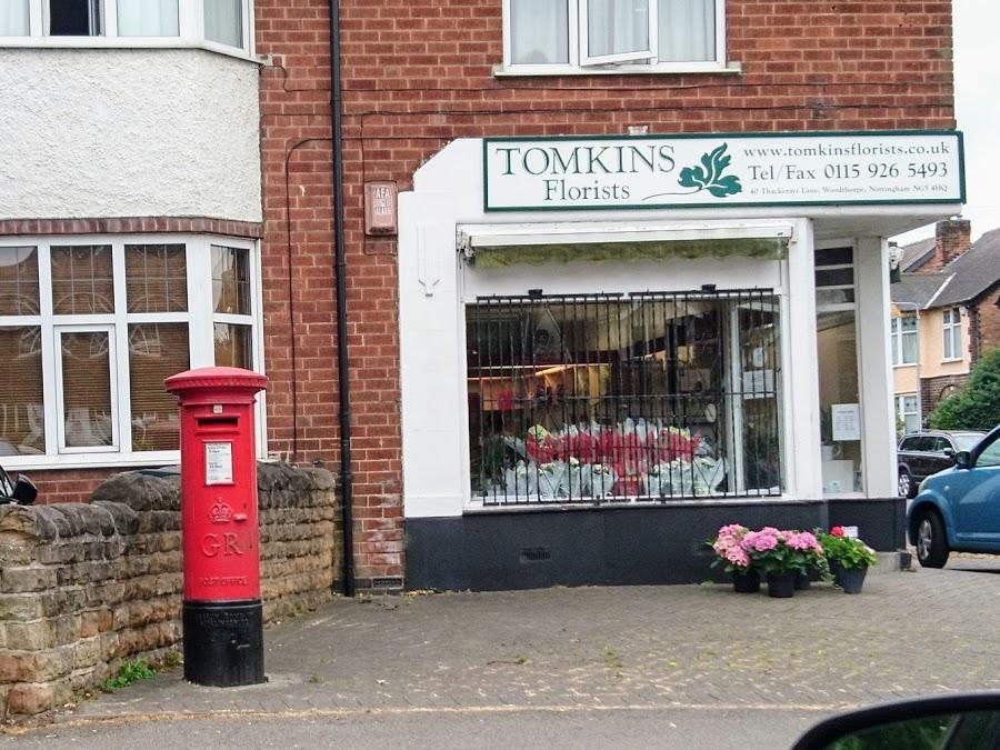 Tomkins Florist