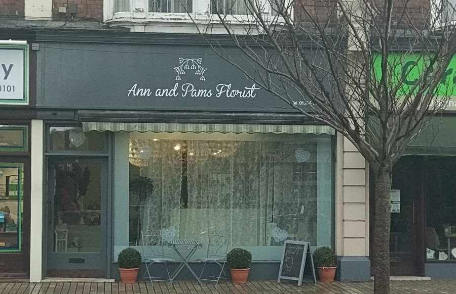 Ann and Pam's Florist