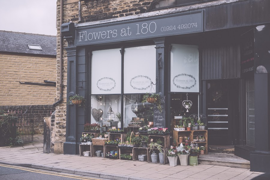 Flowers at 180