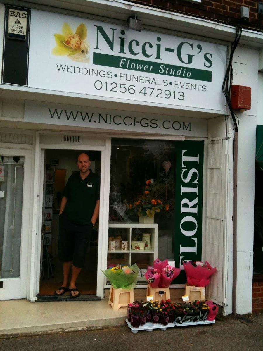 Nicci-G's Basingstoke Flower Studio