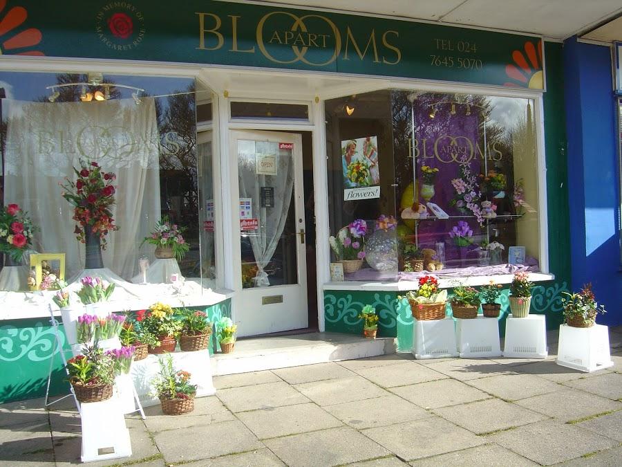 Blooms Apart
