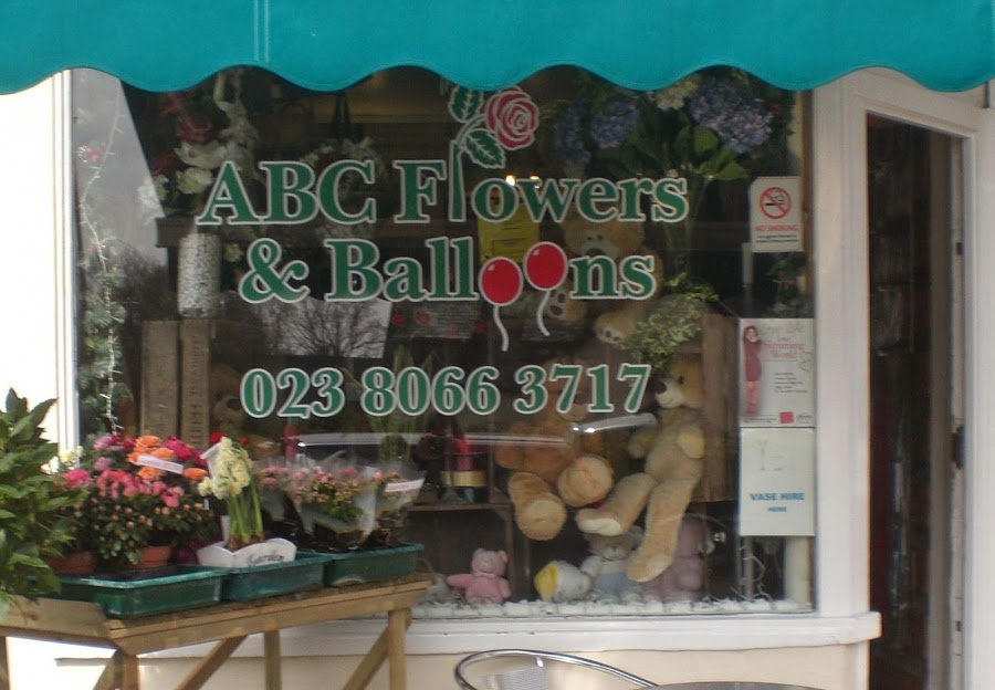 ABC Flowers and Balloons