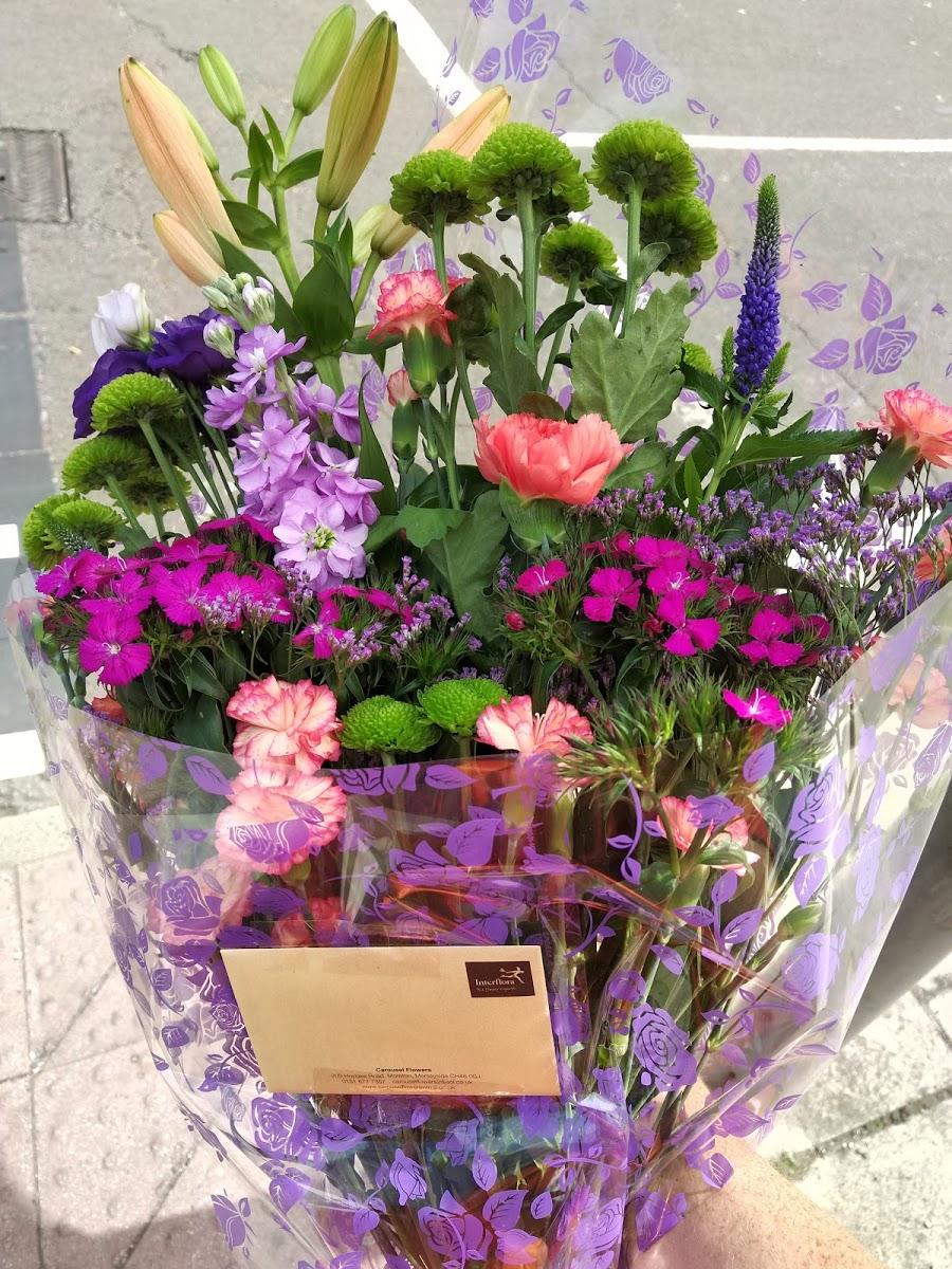 Carousel Flowers
