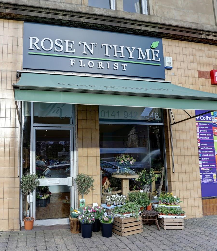 Rose 'n Thyme