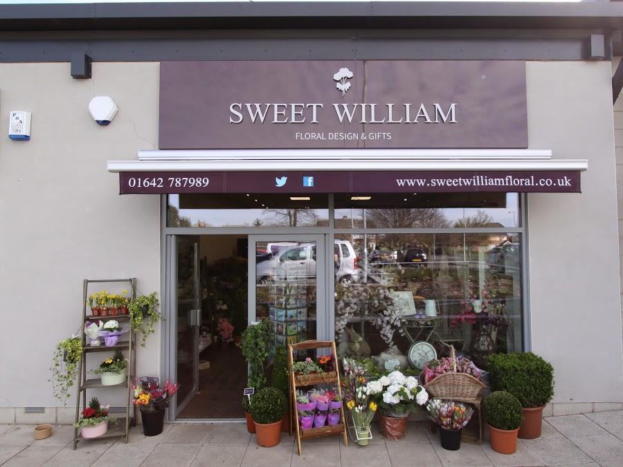 Sweet William Floral Design