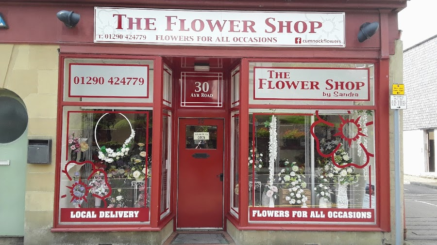 The Flower Shop by Sandra