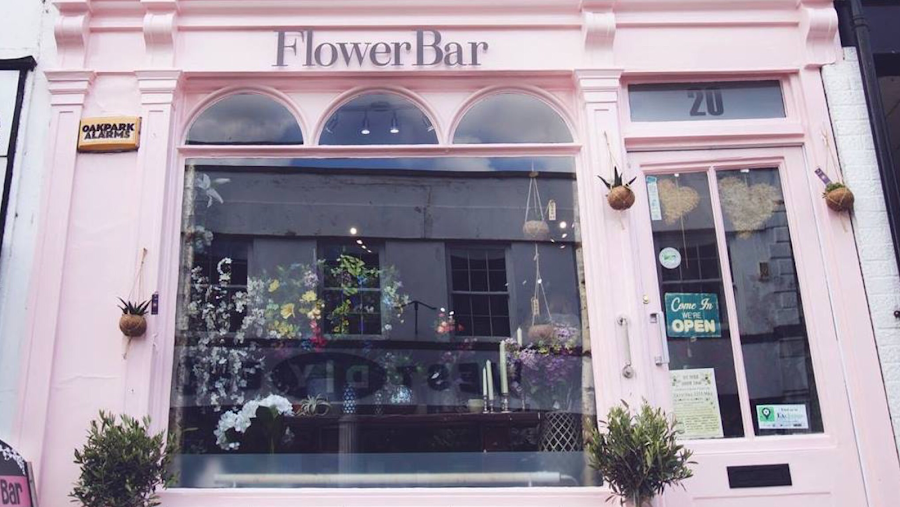 Flower Bar Florist Ltd