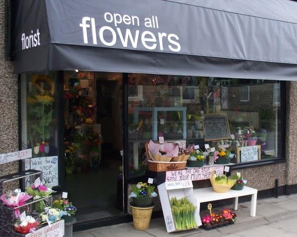 Open All Flowers