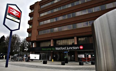 Watford Junction Flowers
