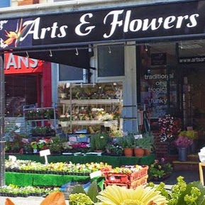 Arts and Flowers(Leeds)