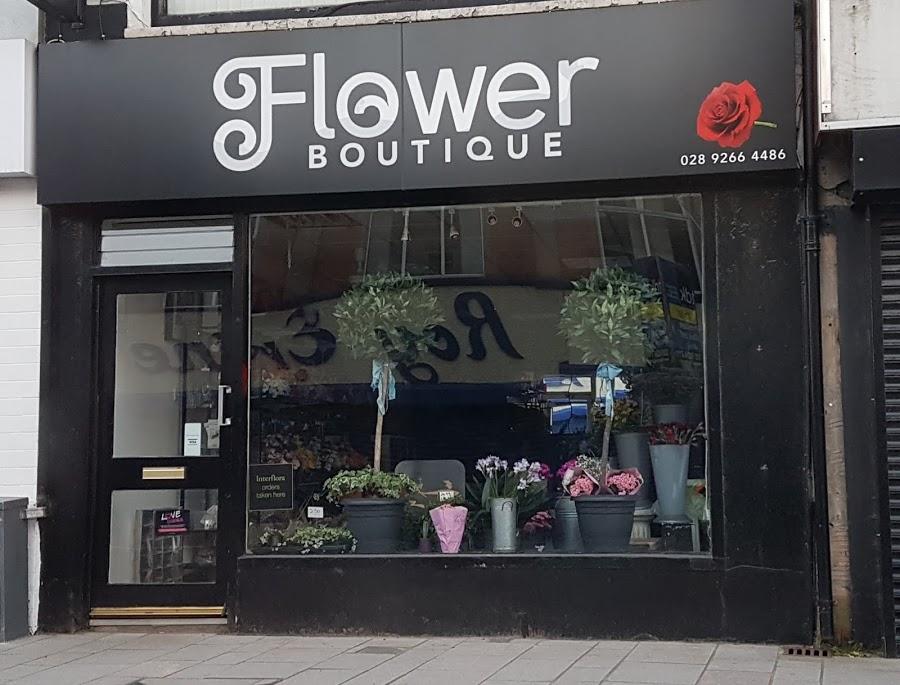 The Flower Boutique Florist
