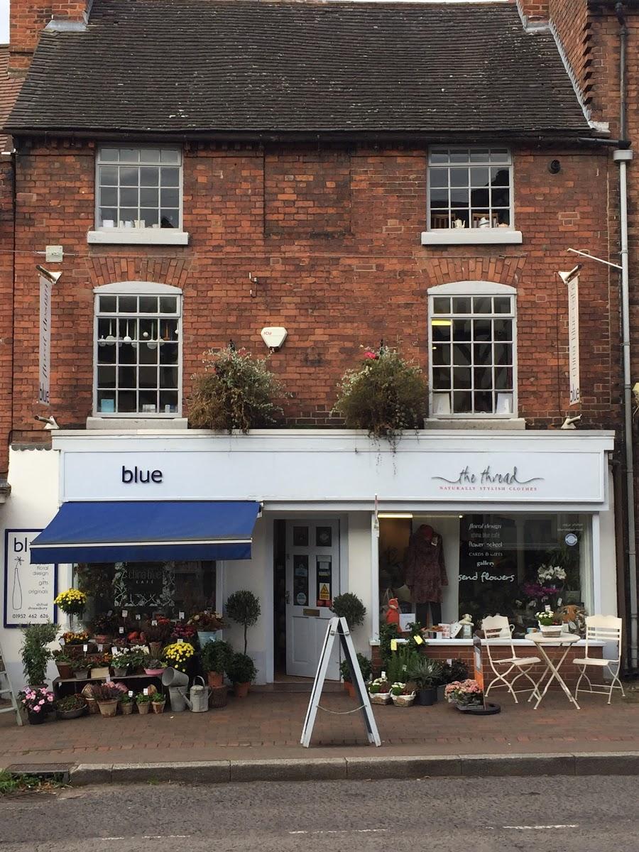 Blue Florists Ltd