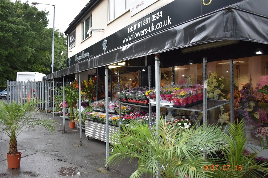 Designer Flowers by Rodgers Ltd