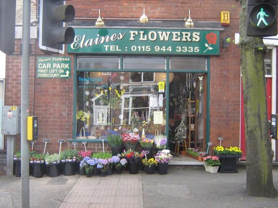 Elaine's Flowers