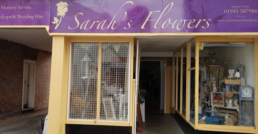 Sarah's Flowers of Wisbech